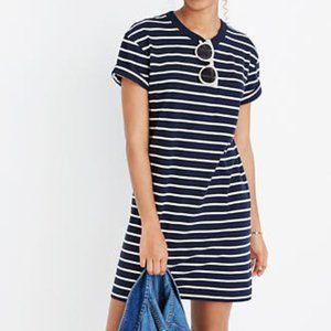 Madewell Tina Stripe Dress